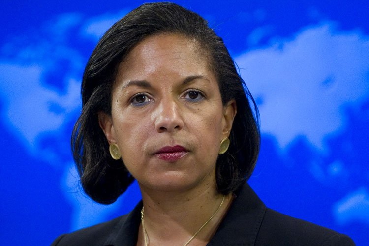 La conseillère de sécurité nationale des États-Unis, Susan... (Photo: AFP)
