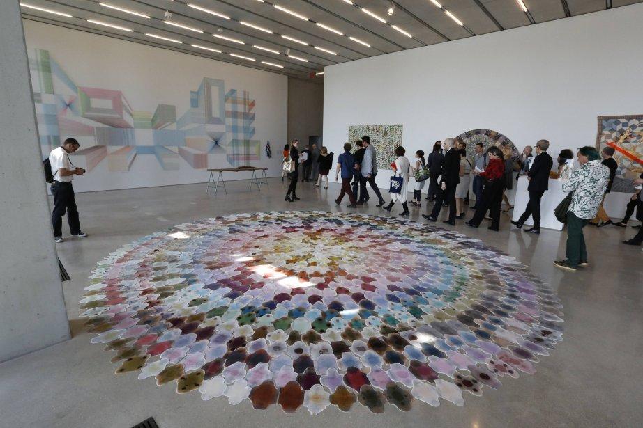 Un tour du Perez Art Museum Miami (PAMM),un... (Photo JOE SKIPPER, Reuters)