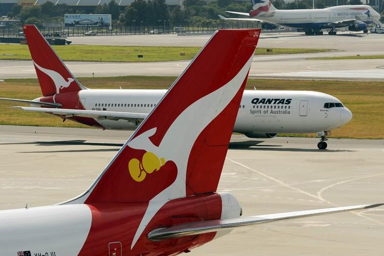 La concurrence des compagnies étrangères, qui ont augmenté... (Photo Archives AFP)