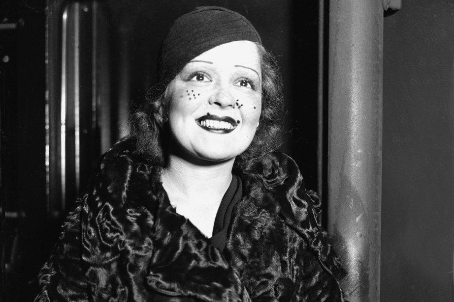 L'actrce Clara Bow en 1930.... (Photo: archives AP)
