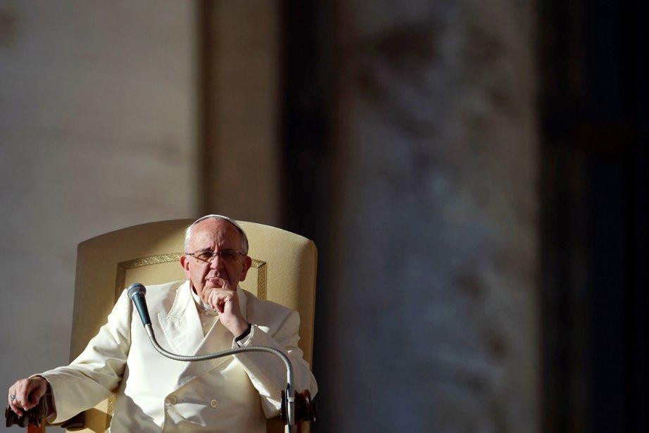 Le pape François a décidé jeudi d'instaurer une... (PHOTO FILIPPO MONTEFORTE, AFP)