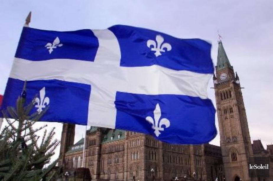 Parlement d'Ottawa... (PHOTOTHÈQUE LE SOLEIL)