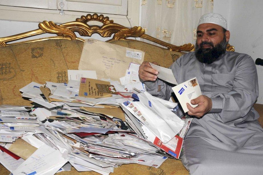 Abou Omar, de son vrai nom, Osama Mustafa... (PHOTO ARCHIVES REUTERS/STRINGER)