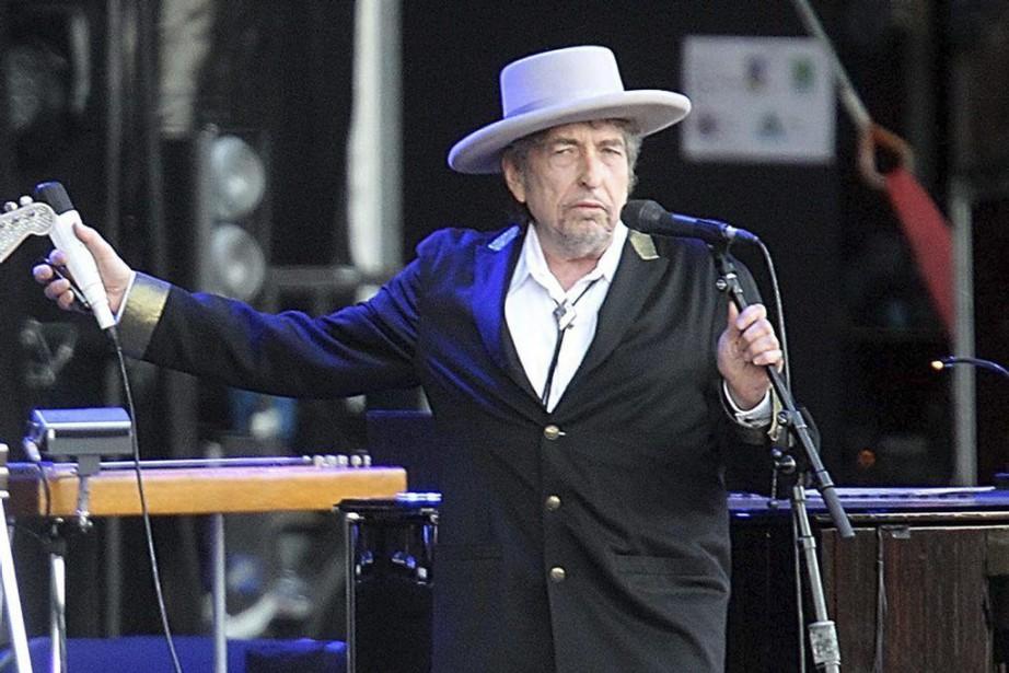 Bob Dylan... (PHOTO DAVID VINCENT, ASSOCIATED PRESS)