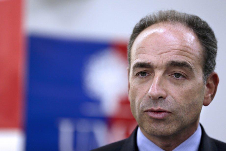 Jean-François Copé, le président de l'UMP (Union pour... (PHOTO KENZO TRIBOUILLARD, ARCHIVES AFP)