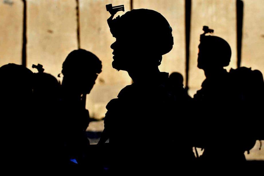 Le secrétaire américian à la Défense a spécifié... (PHOTO MANJUNATH KIRAN, AFP)