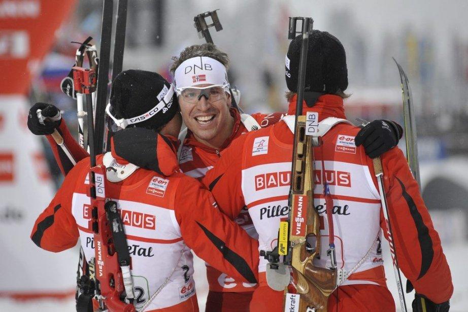 La Norvège a surpris la Russie dans le... (PHOTO SAMUEL KUBANI, AFP)