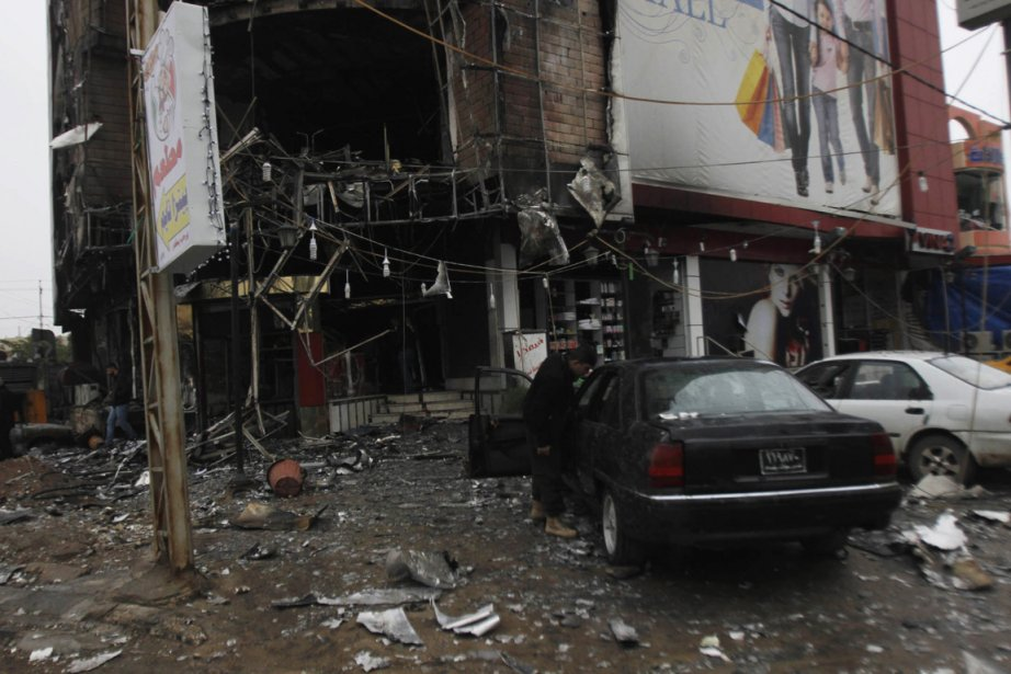 Les attaques de samedi font passer le total... (Photo Ako Rasheed, archives Reuters)