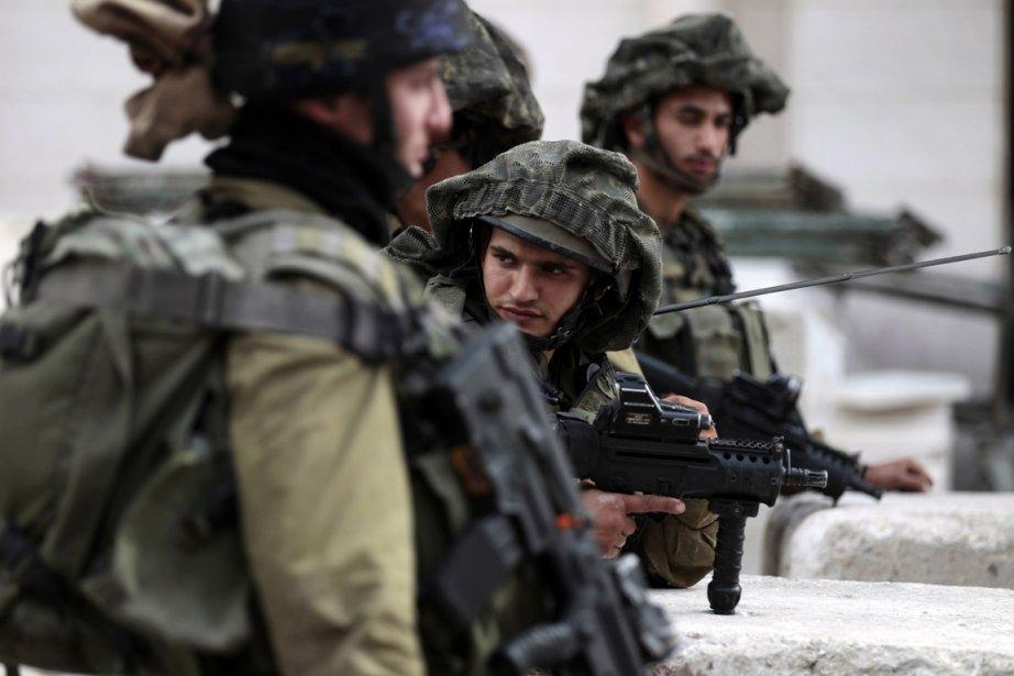 Les Israéliens et les Palestiniens sont actuellement engagés... (Photo Ammar Awad, archives Reuters)