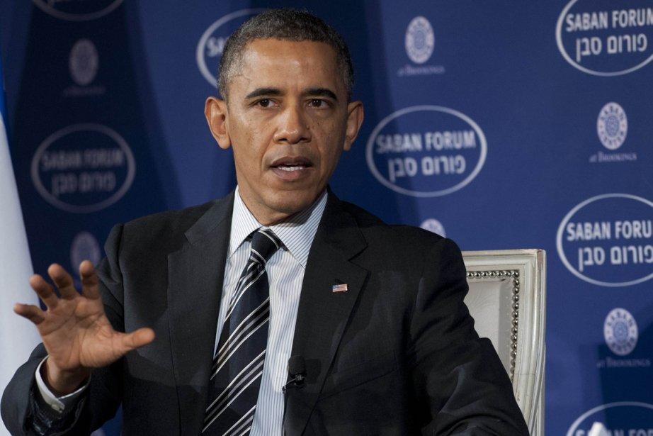 «Nous pouvons envisager un accord global qui prévoit... (Photo Saul Loeb, AFP)
