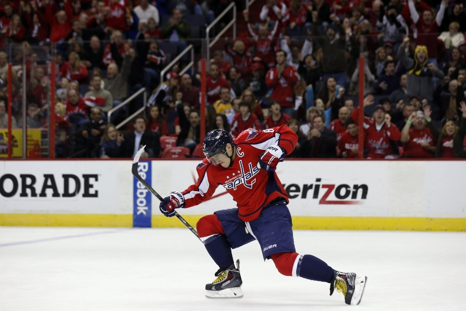 Alexander Ovechkin... (Photo Alex Brandon, AP)