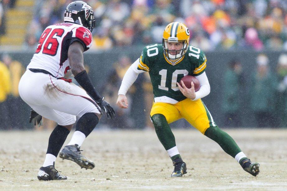 Matt Flynn (10)... (Photo Jeff Hanisch, archives USA Today Sports)