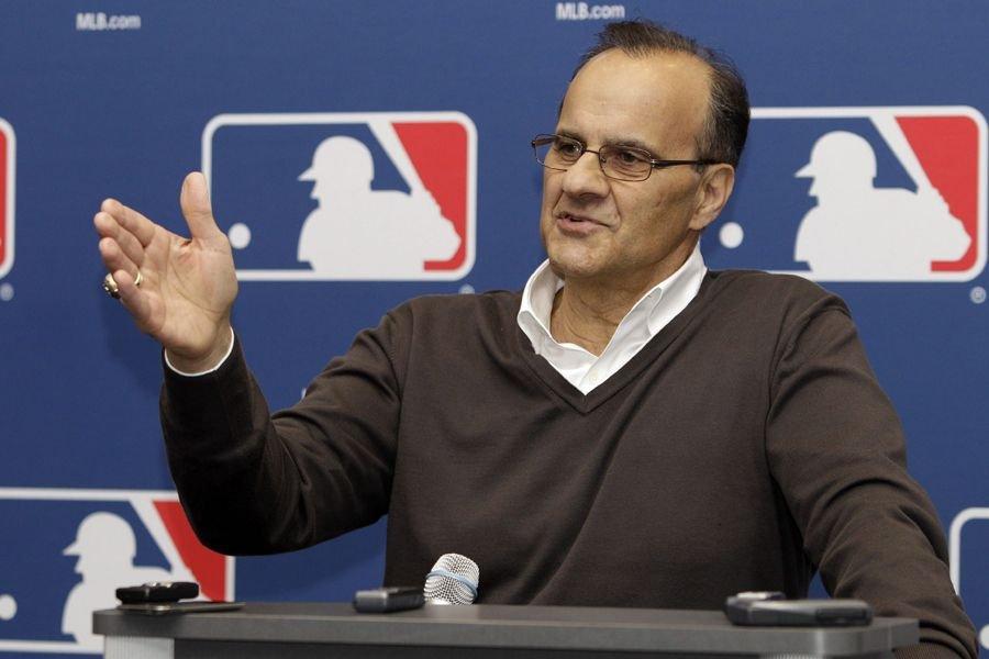 Joe Torres est devenu le cinquième gérant à... (Photo: AP)