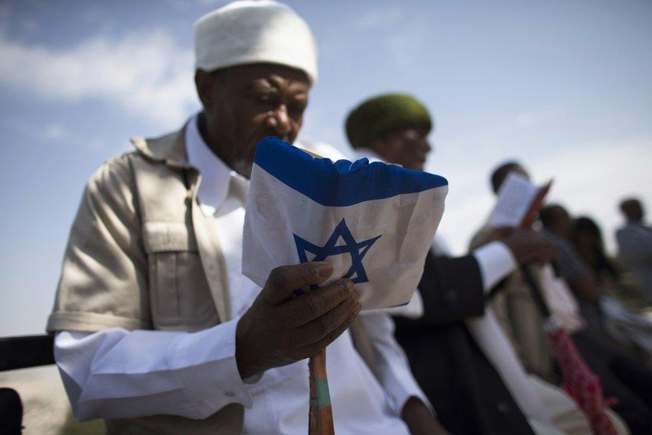 Actuellement, plus de 120000 Juifs éthiopiens, dont 80000... (Photo Ronen Zvulun, archives Reuters)