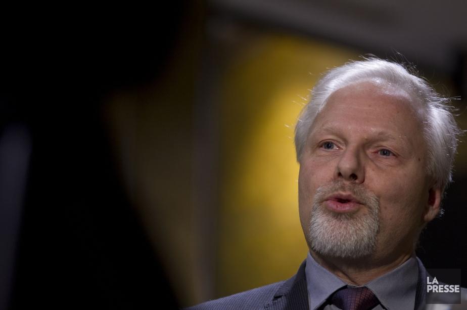 Jean-François Lisée, ministre des Relations internationales, de la... (Photo Olivier Jean, archives La Presse)