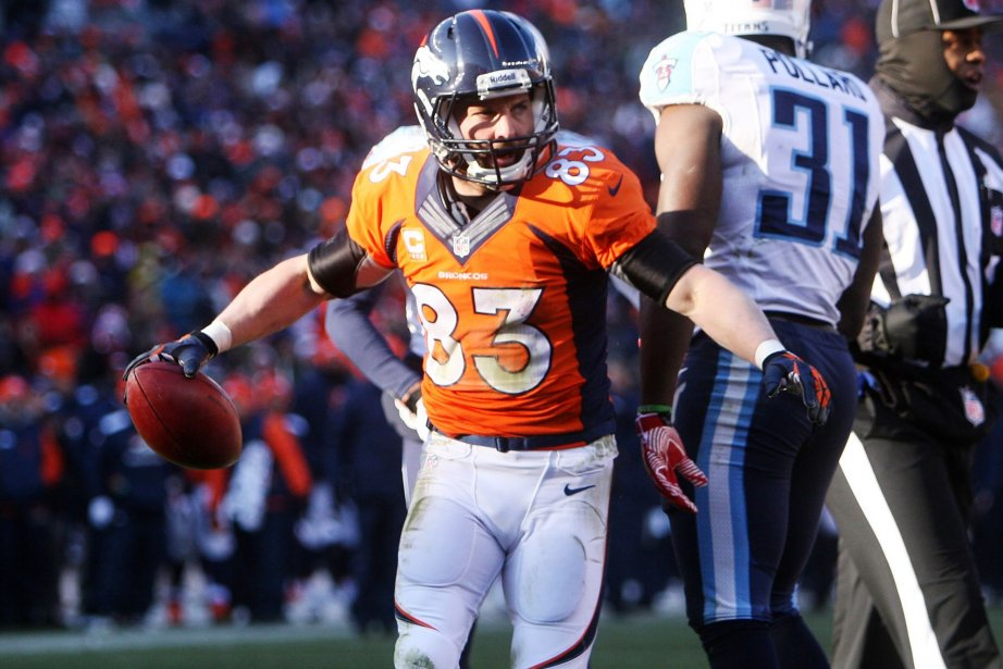 Wes Welker... (Photo Chris Humphreys, USA Today)