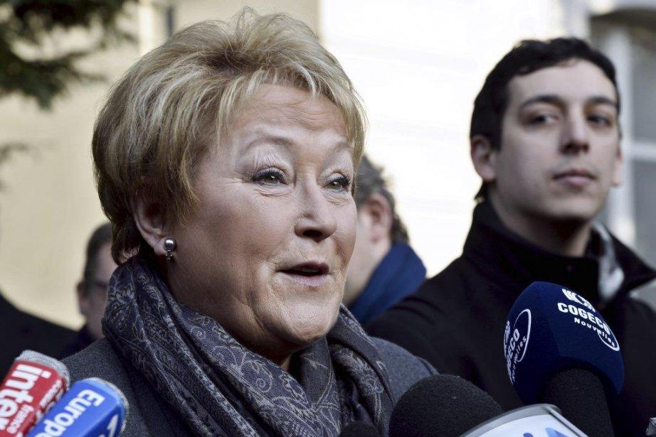 La première ministre du Québec Pauline Marois.... (PHOTO AFP)