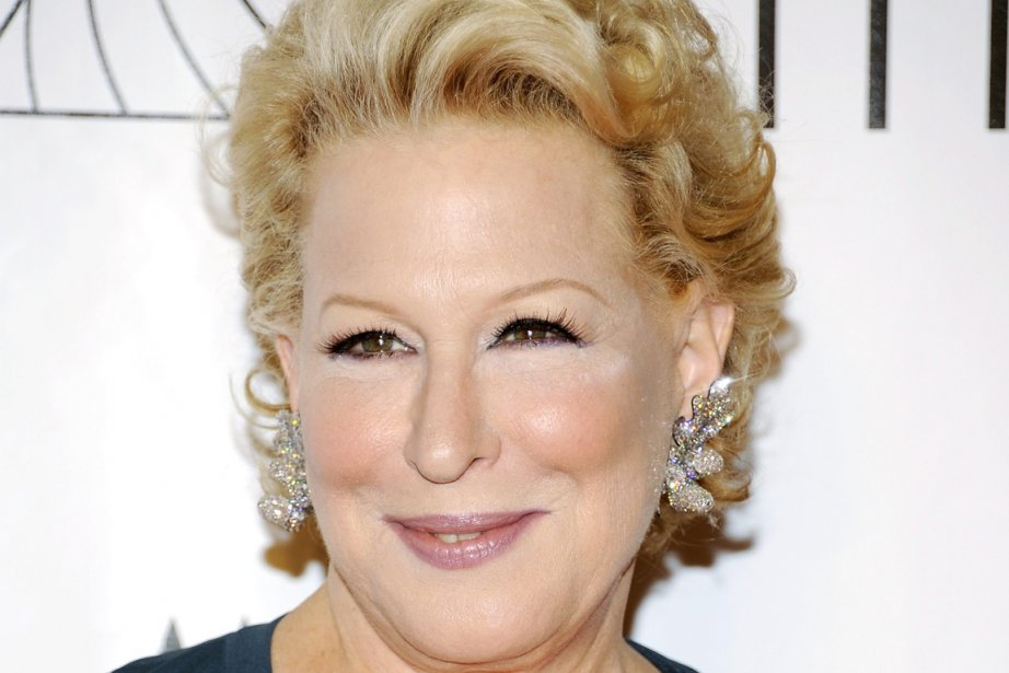 Bette Midler... (PHOTO ARCHIVES INVISION)