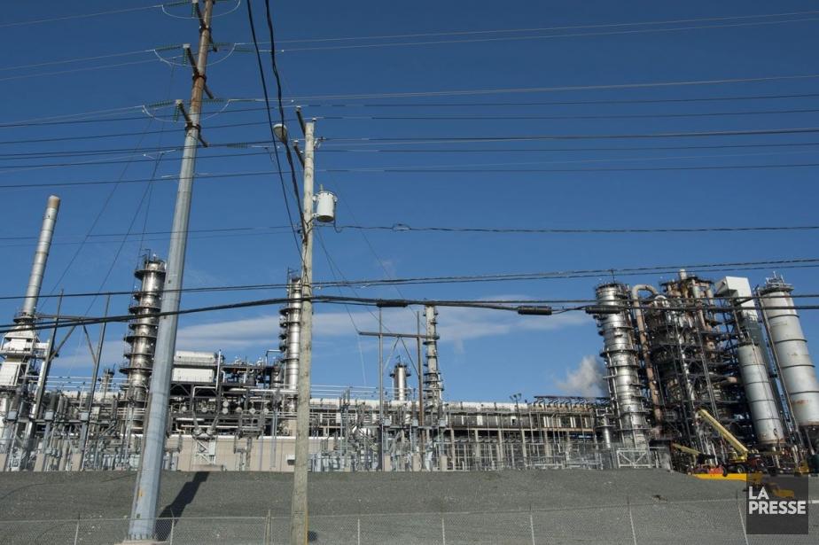 Irving Oil, établie au Nouveau-Brunswick, est l'une des... (Archives La Presse)
