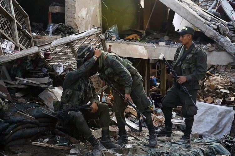 Un attentat qui a fait huit morts dans... (Photo: AFP)