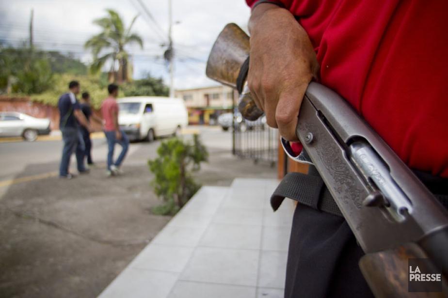 La violence en lien avec le conflit agraire... (Photo: David Boily, archives La Presse)