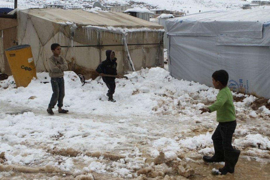 Pour le Liban, la facture de la guerre... (Photo Reuters)