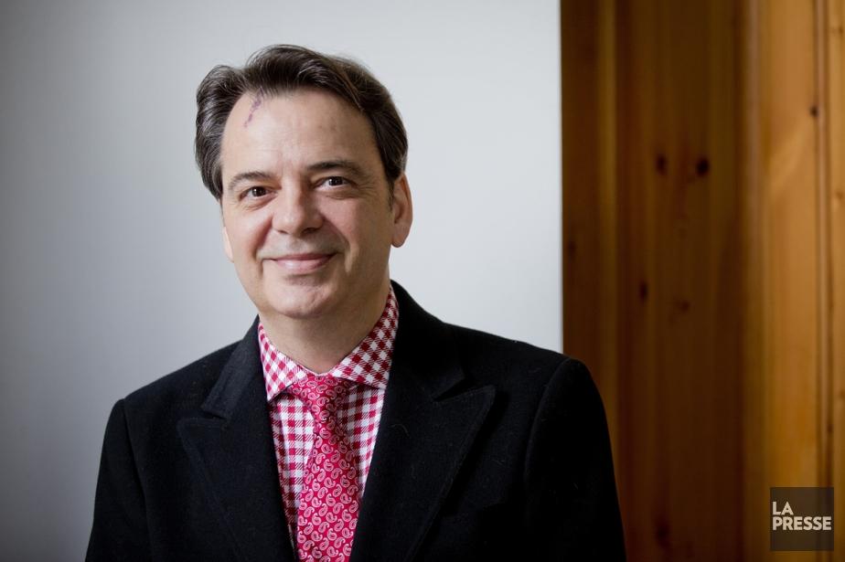 Steve Foster, directeur général du Conseil québécois LGBT.... (Photo Marco Campanozzi, La Presse)