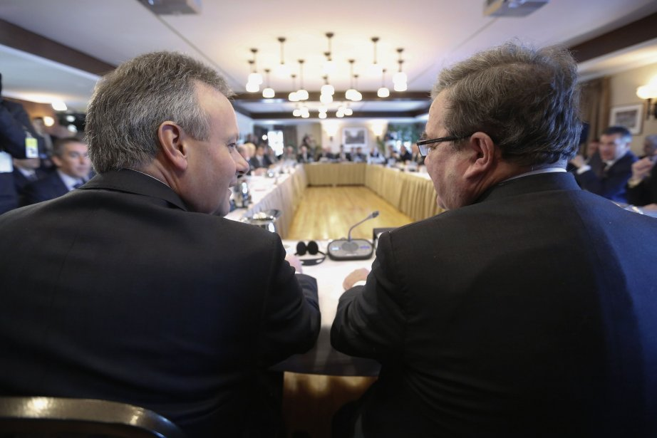 Le ministre des Finances du Canada, Jim Flaherty.... (Photo CHRIS WATTIE, Reuters)