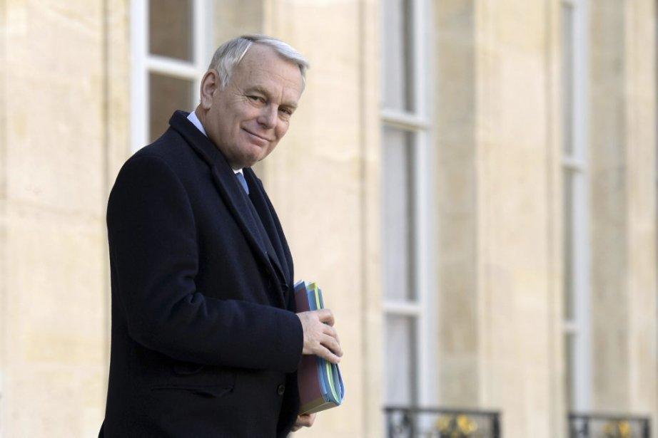 Le premier ministre de la France, Jean-Marc Ayrault.... (Photo MARTIN BUREAU, Agence France-Presse)