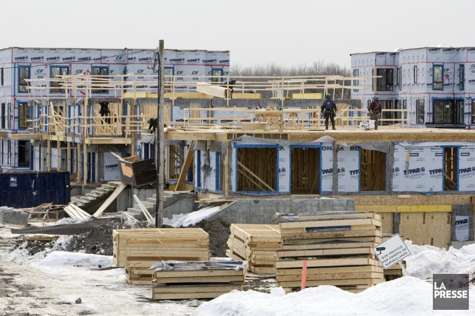 Heureusement, la grande majorité des constructeurs de copropriétés... (Photo Robert Skinner, archives La Presse)