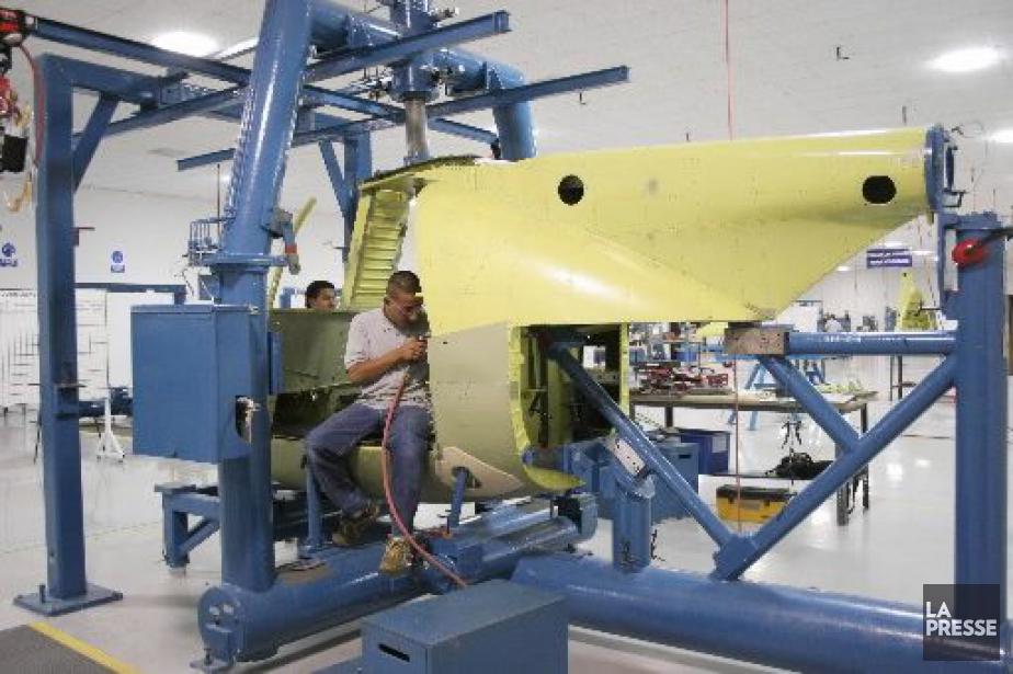 Un indicateur mensuel sur le secteur manufacturier... (Photo Archives Bloomberg)