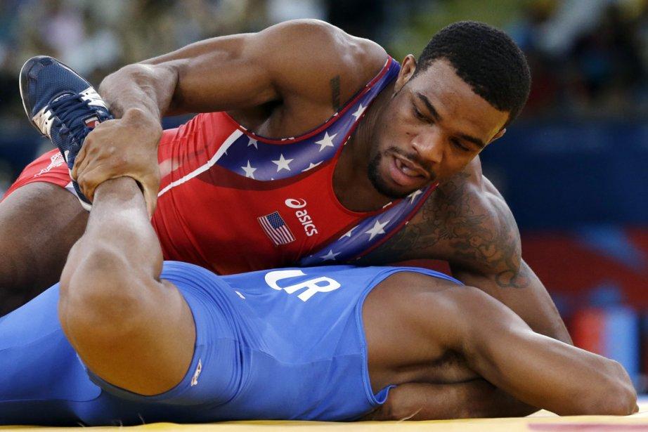 Les lutteurs masculins en style libre disputeront des... (Photo Paul Sancya, AP)