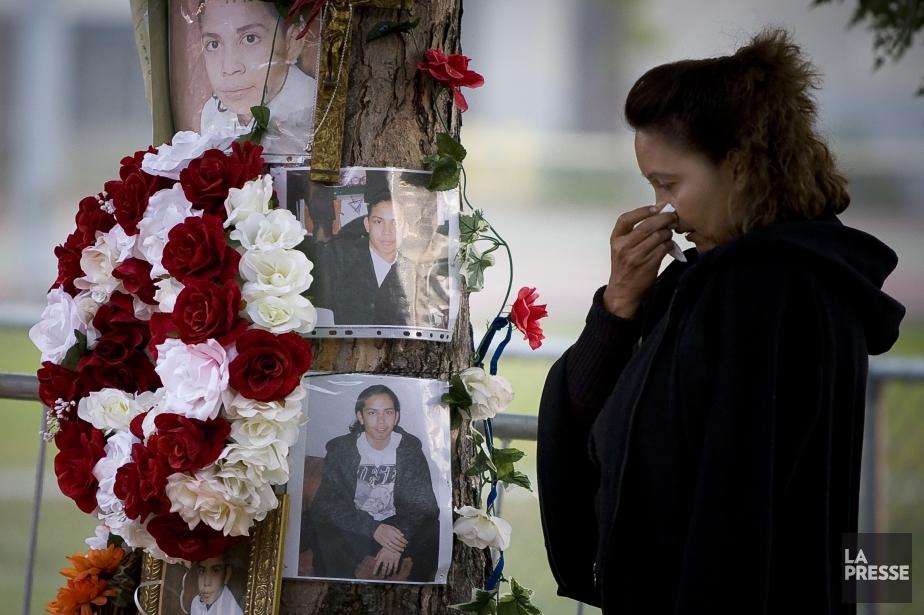 La mort de Fredy Villanueva, tombé sous les... (Photo André Pichette, archives La Presse)