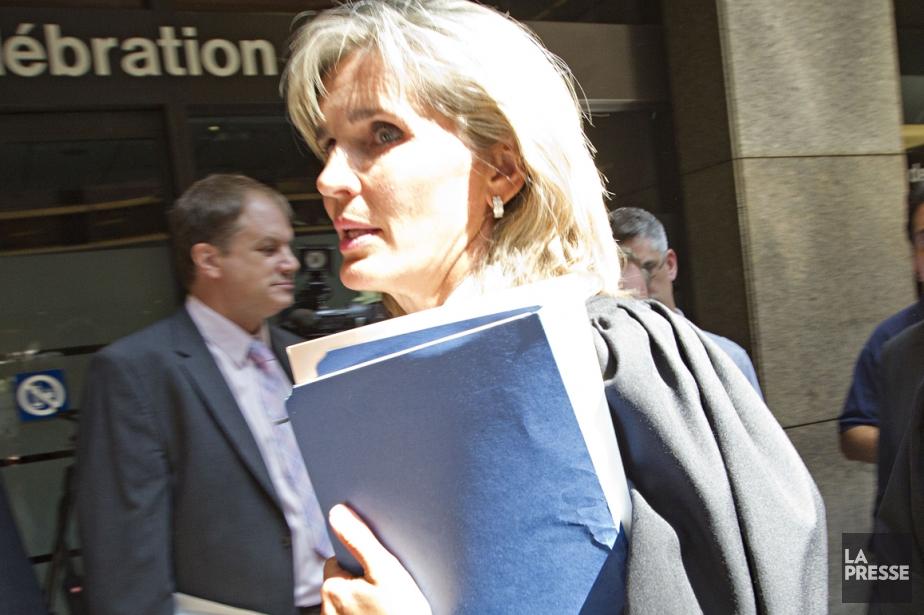 Éliane Perreault... (Photo archives La Presse)