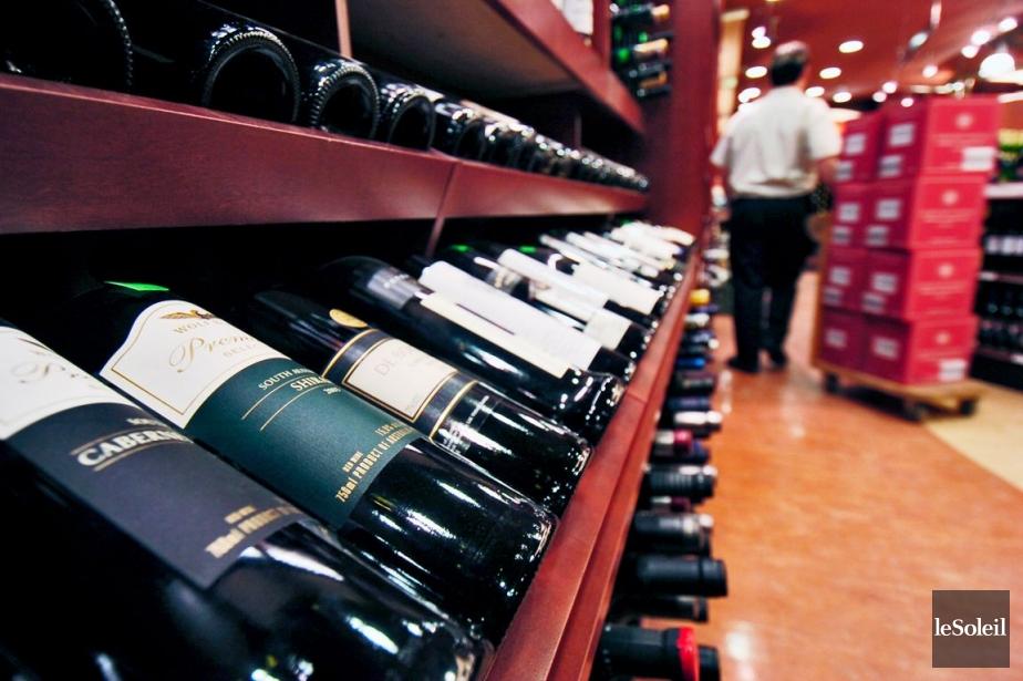 Si vous êtes végétarien, tous les vins ne sont pas... (Photothèque Le Soleil)