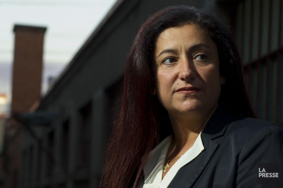 Maria Mourani... (PHOTO OLIVIER JEAN, ARCHIVES LA PRESSE)