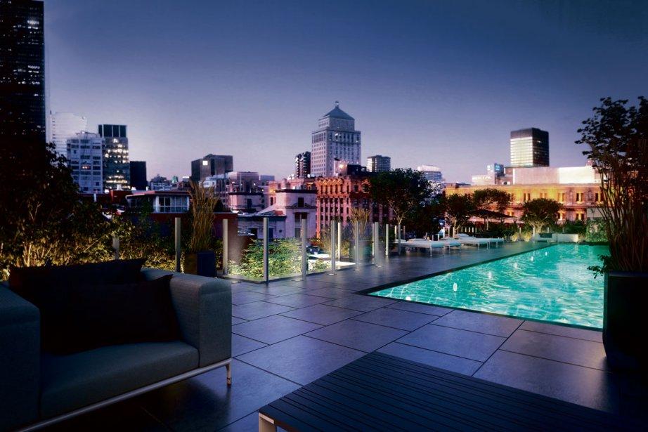 terrasse piscine montreal