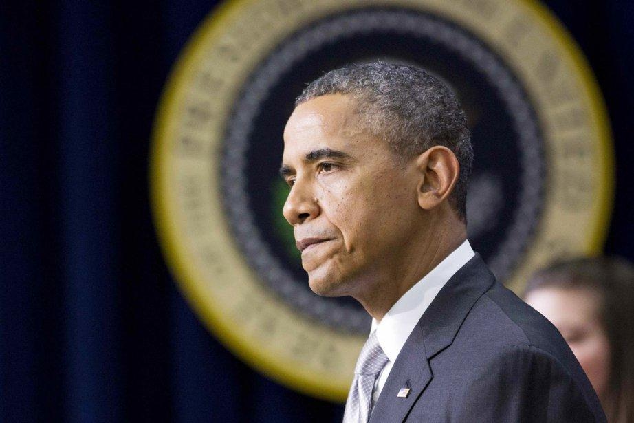 Le président Barack Obama.... (PHOTO JOSHUA ROBERTS, REUTERS)