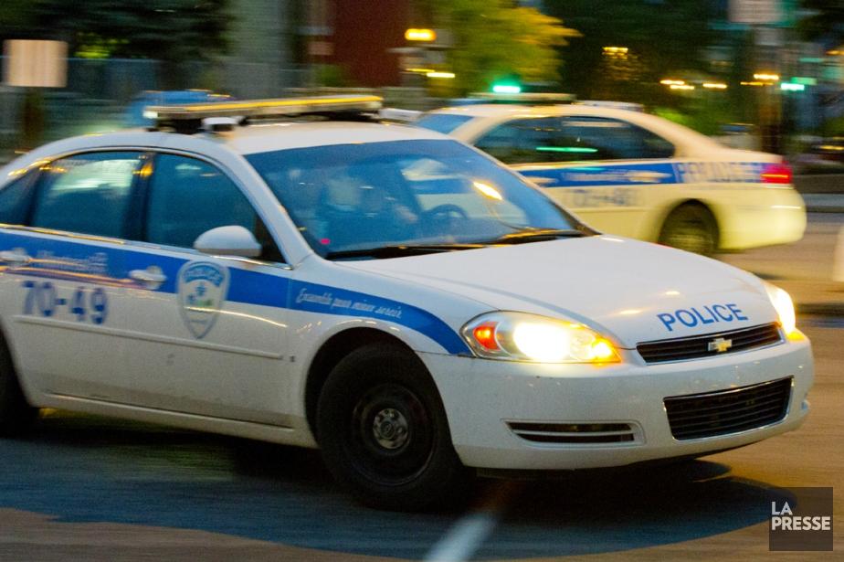 Un homme a semé l'émoi dans le quartier Villeray en... (Photo archives La Presse)