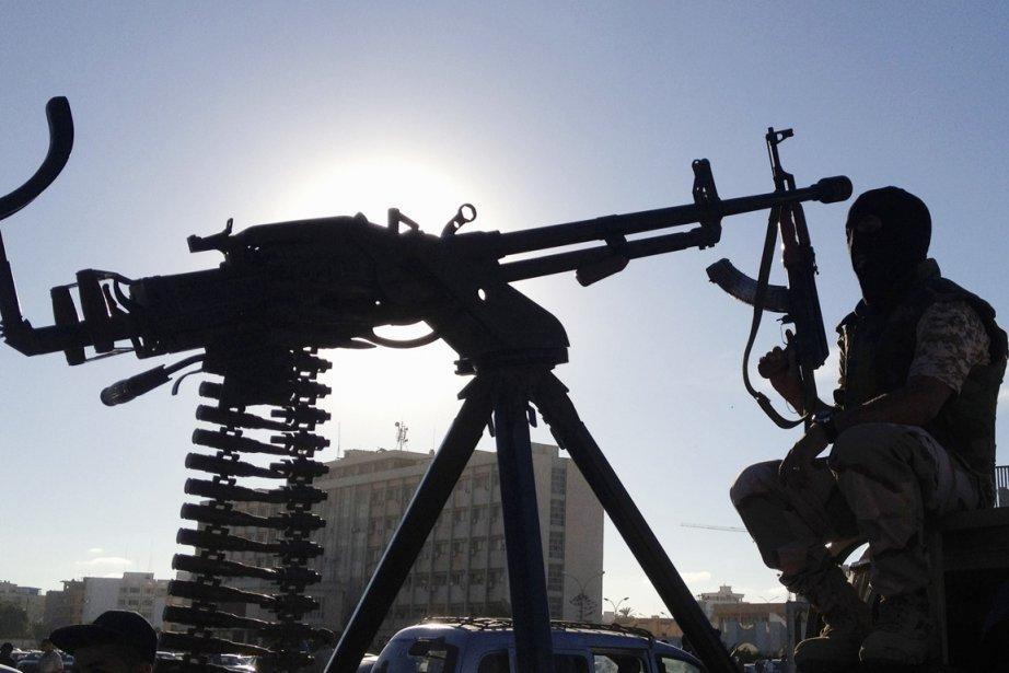 Depuis la révolution libyenne qui a renversé le... (PHOTO ESAM OMRAN AL-FETORI, ARCHIVES REUTERS)