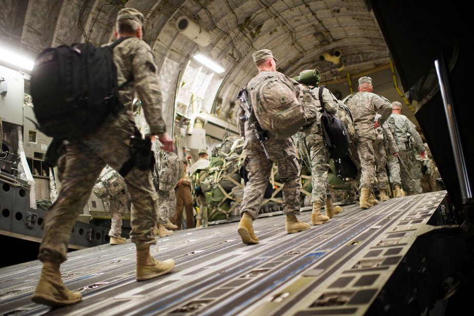 Depuis la fin de la Guerre froide, l'OTAN... (PHOTO MARTIN BUREAU, ARCHIVES AFP)