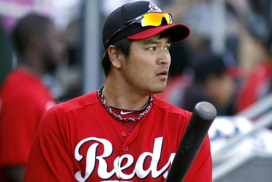 Shin-Soo Choo a frappé pour une moyenne de... (Photo RALPH D. FRESO, Reuters)