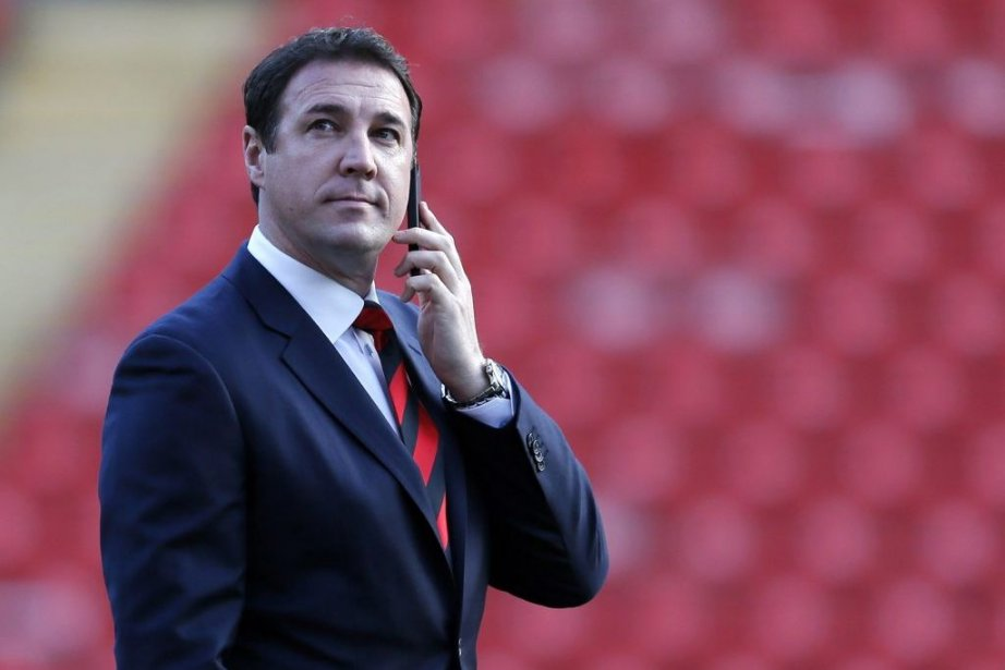 Malky Mackay... (PHOTO PHIL NOBLE, REUTERS)