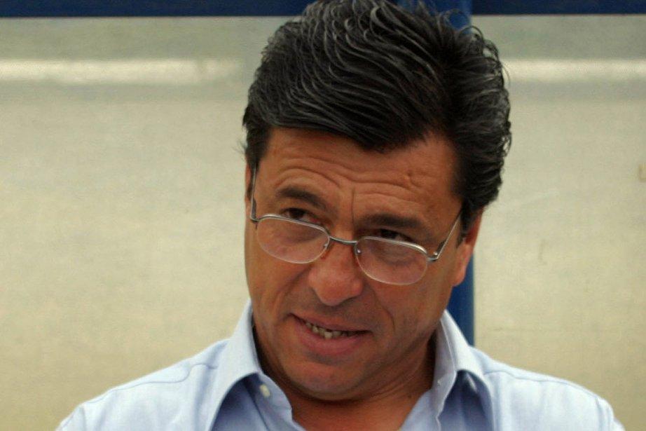 Daniel Passarella... (Photo Jose Patricio, archives Reuters)