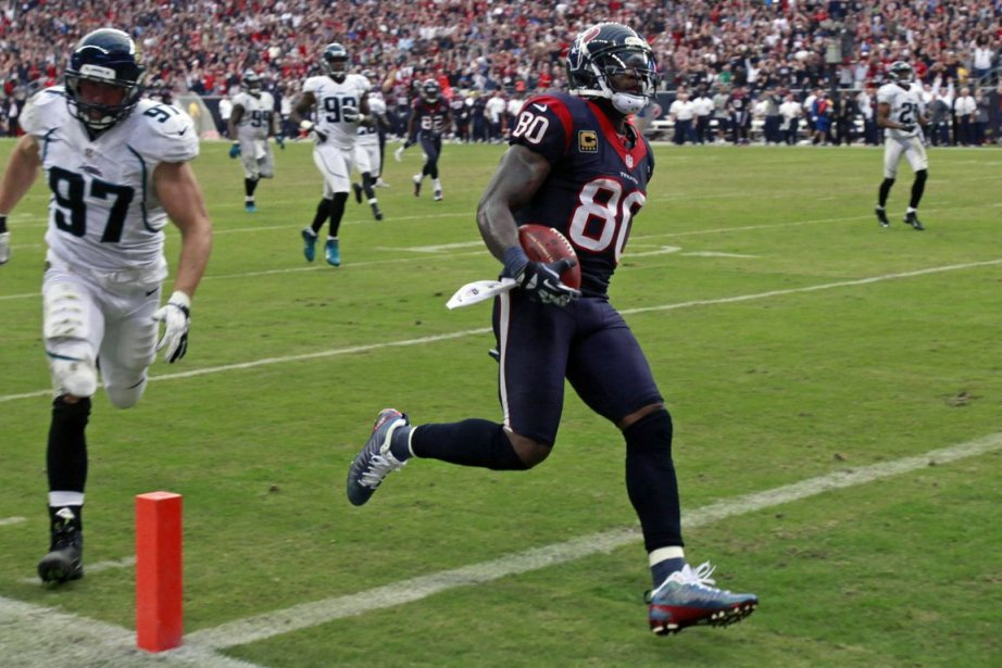 Andre Johnson... (Photo archives Reuters)