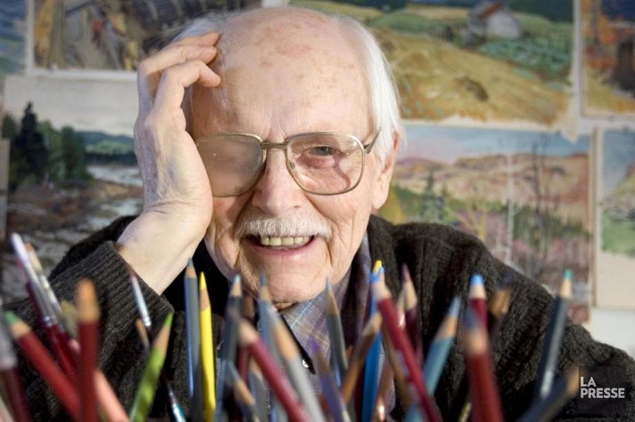 Frédéric Back est un maître du cinéma d'animation reconnu mondialement.... | 2013-12-24 00:00:00.000
