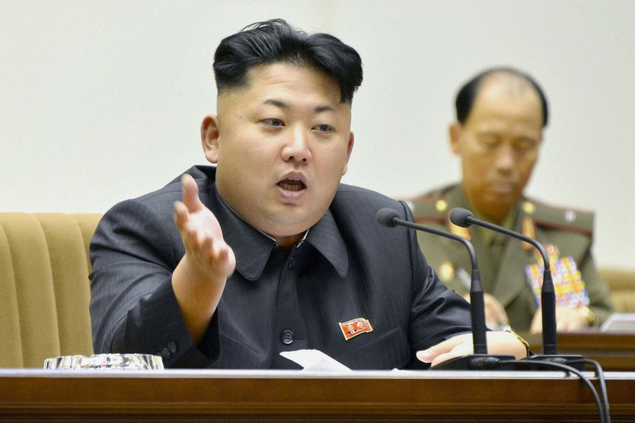 Kim Jong-Un... (Photo AFP)
