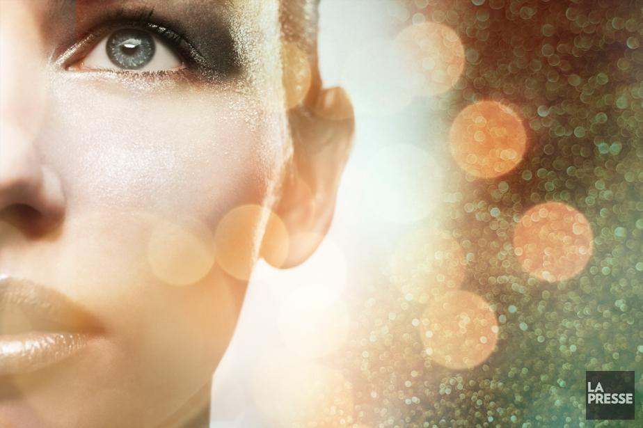 Reine des grands soirs, la paillette sort... (Photomontage La Presse)