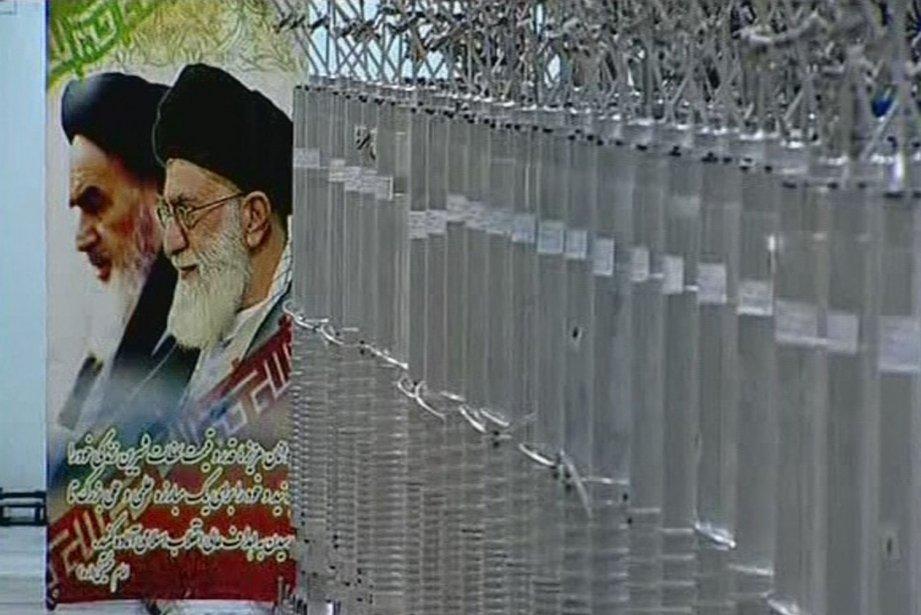 L'accord conclu le 24 novembre prévoit entre autres... (Photo Archives Reuters)