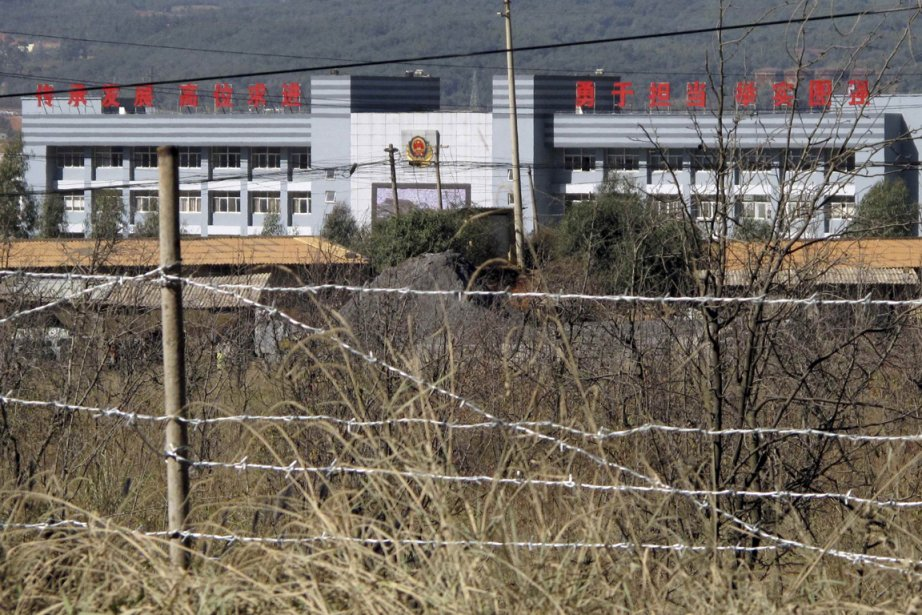 Pékin avait déjà décidé en novembre d'abolir le... (PHOTO REUTERS)